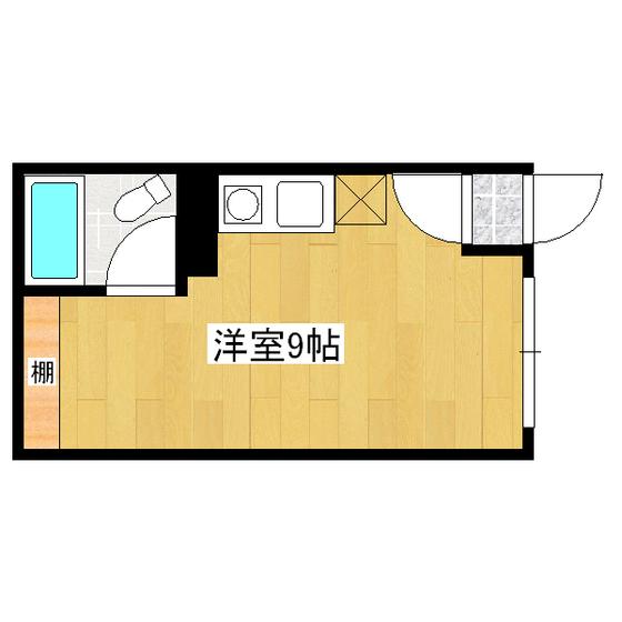 サンコーポ塩浜 2-1号室