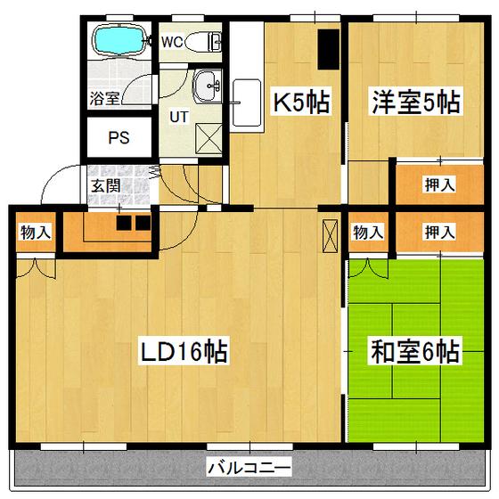MOTOMACHI715 101号室