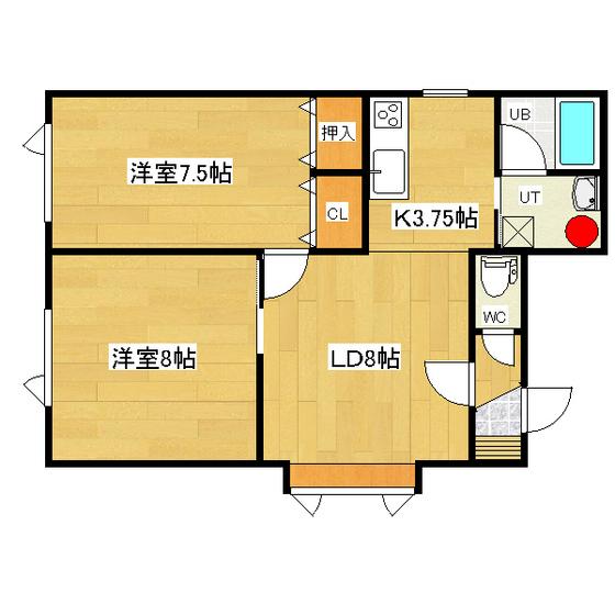 シャネル05 1-1号室