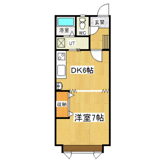 コーポセルジュエ 202号室