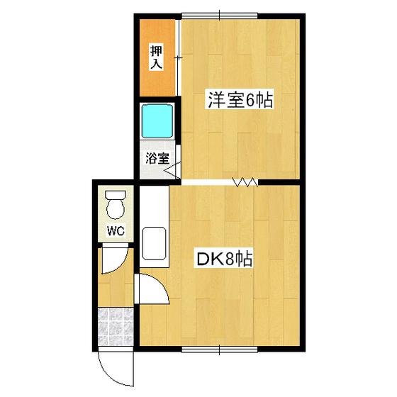 ネージュマンション 102号室