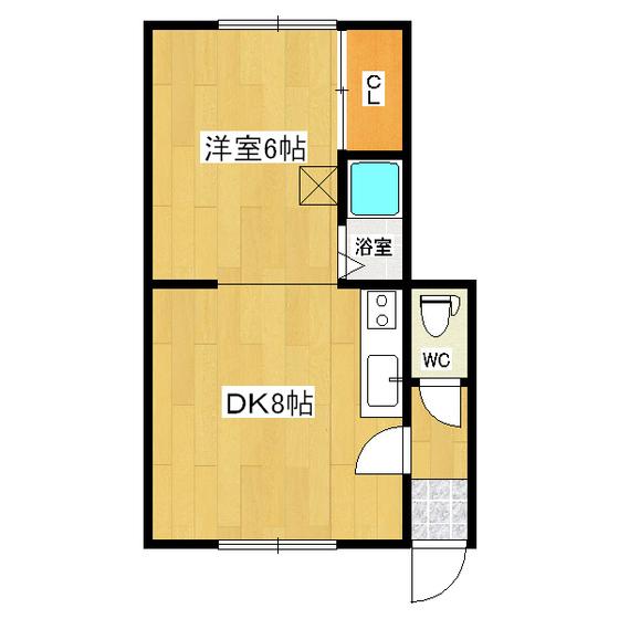 ネージュマンション 203号室