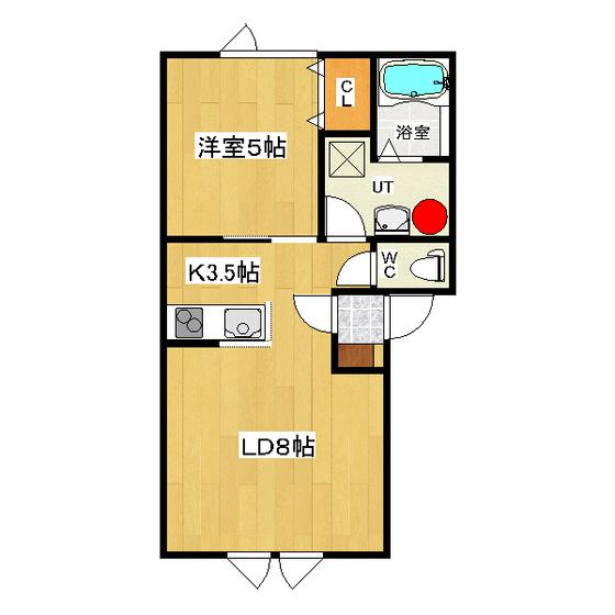 ユニバーサルハイツ 106号室