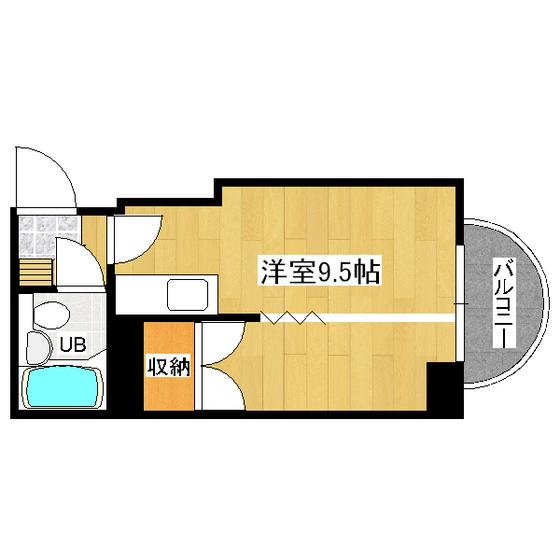 サンロードハイツ 306号室