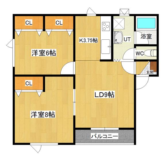 ソワールA 101号室