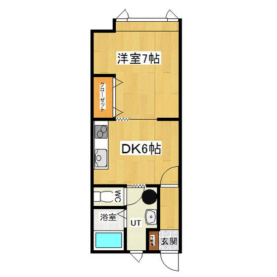 ソワールM 106号室