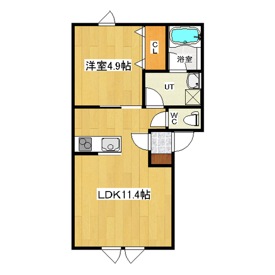CORE HOUSE 101号室