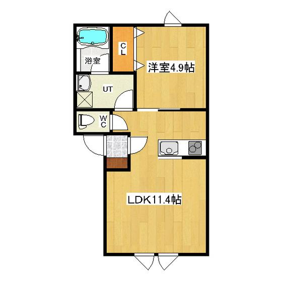 CORE HOUSE 205号室