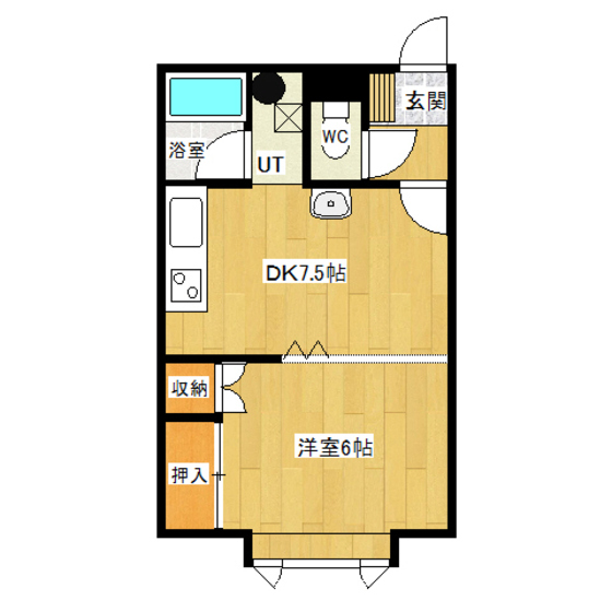 INAMI615 105号室