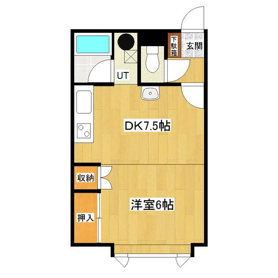INAMI615 203号室