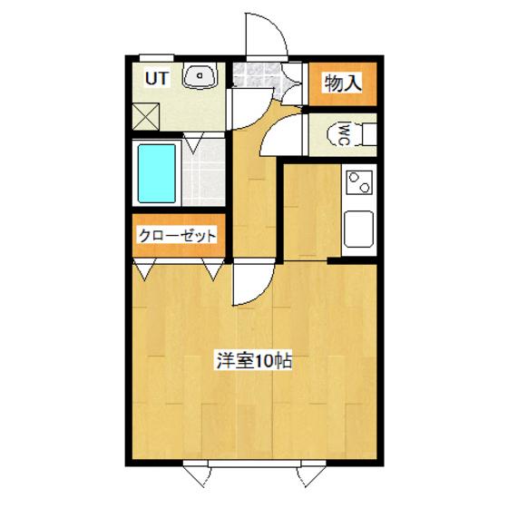 エクセルハイツ 206号室