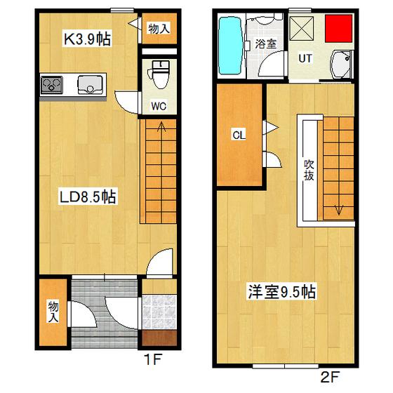 KENTIII 108号室