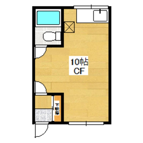 エステート光西II 101号室