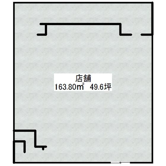美富56番地79店舗 1号室