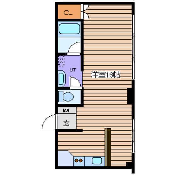 NYビル 402号室