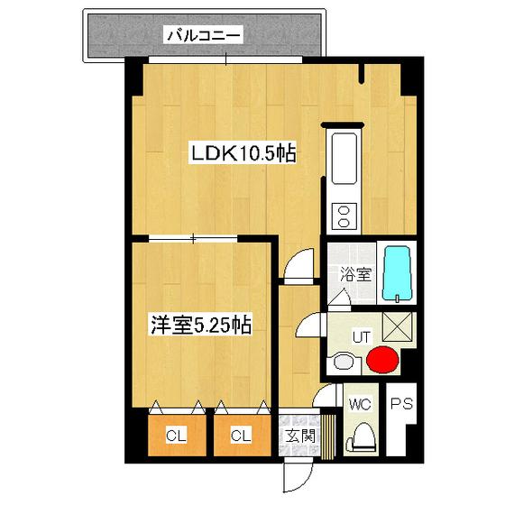 ISLAND PALACE 402号室