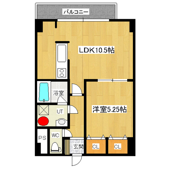 ISLAND PALACE 603号室
