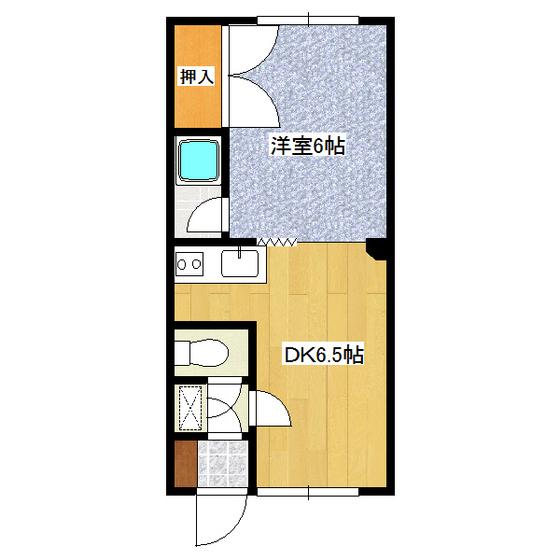 コーポ中村 2-3号室