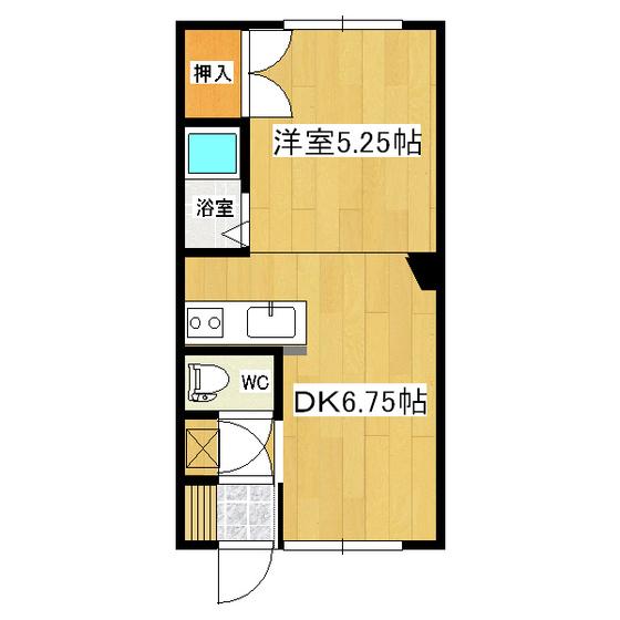 コーポ中村 2-6号室