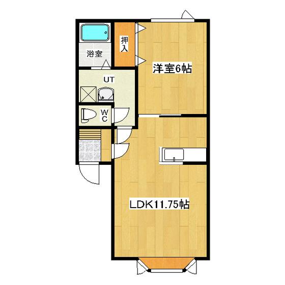 シリウス1 102号室