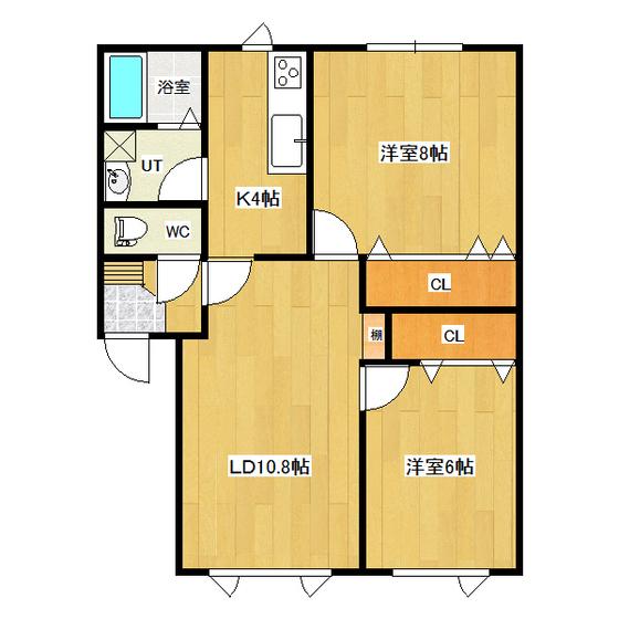 メゾンNARUMI 204号室