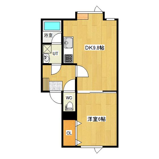 イーグル5 102号室