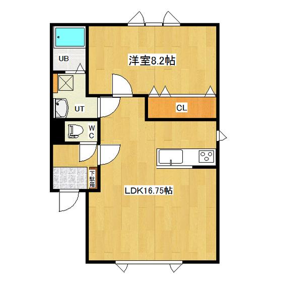 トキワリンクスII 102号室