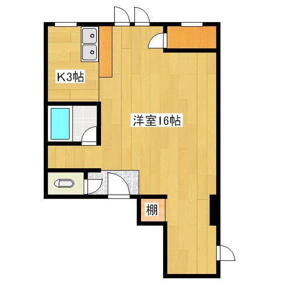 ノースタウンビル 301号室
