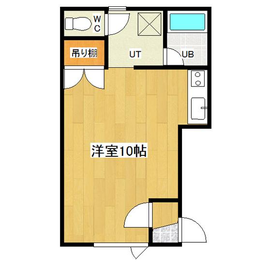 サンコートハイツA 101号室