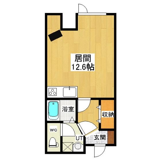 ナカシン中央ビル 201号室