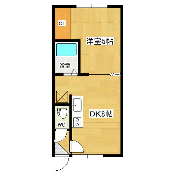 ピアプレイス 106号室