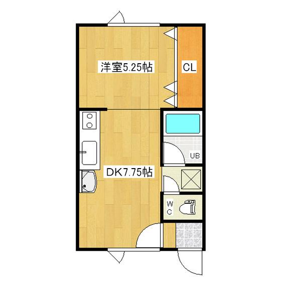 フィールドハウスII 106号室