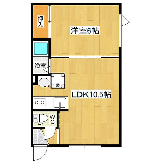 コーポ藍 05号室