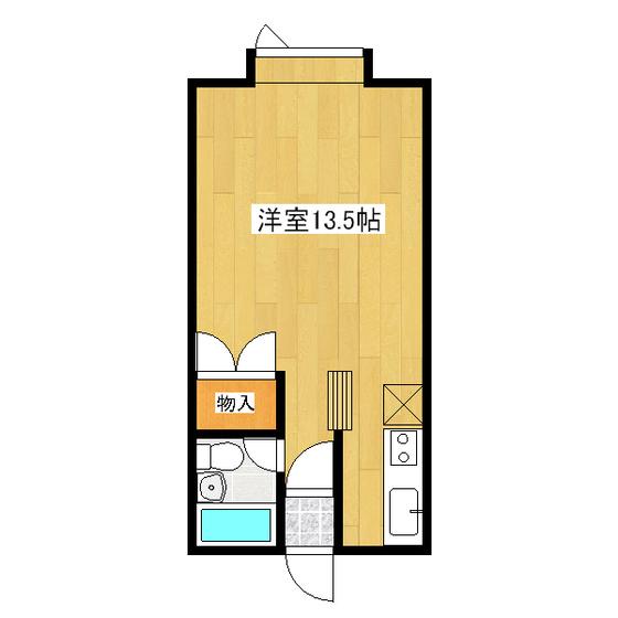 ハウスU2 201号室