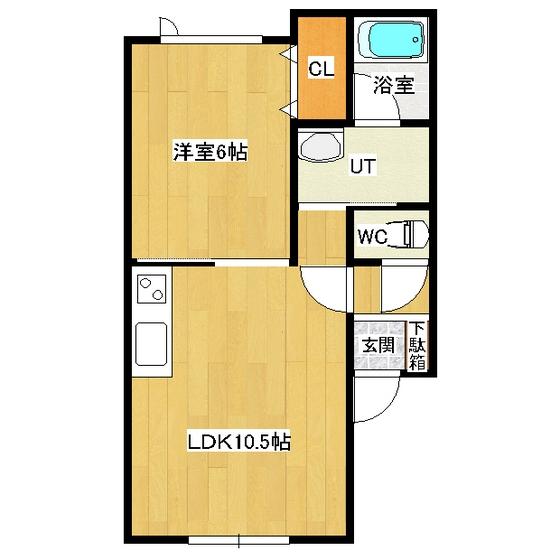 ロピアII 101号室