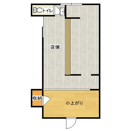 もとビル 2F号室