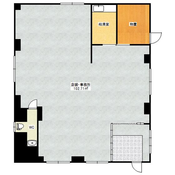 前田ビル 1号室