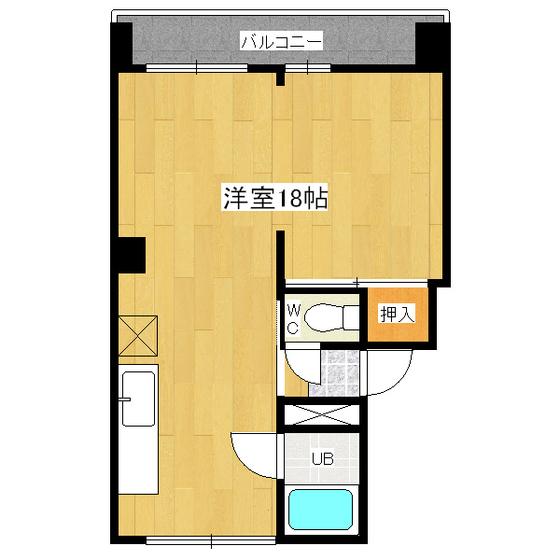 5.5ハイツ(竹口マンション) 201号室