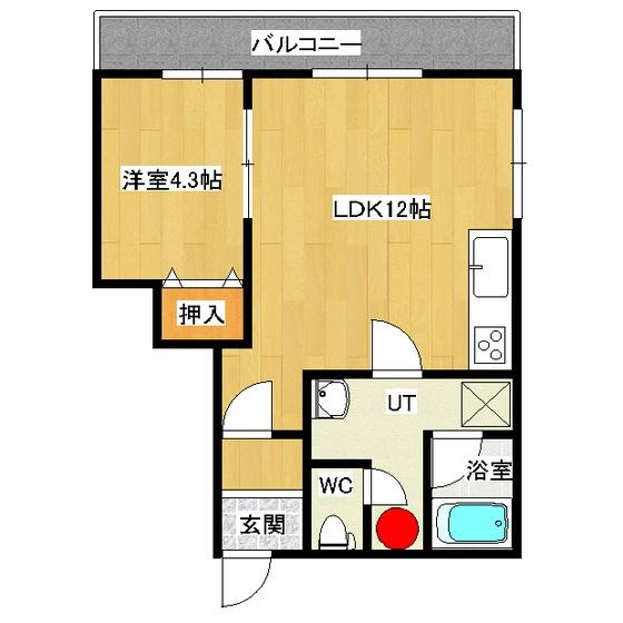 藤グリーンマンション 1-5号室