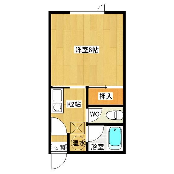 MS.Joy 2-E号室