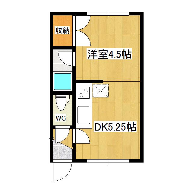 コーポ森田 102号室