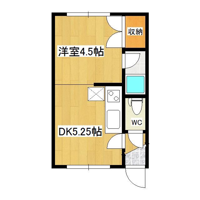 コーポ森田 107号室