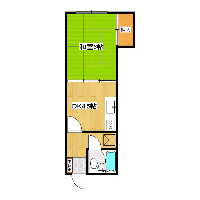 カンエイビル 302号室