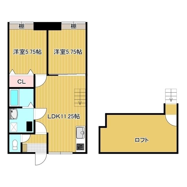 ムーンボックス 6号室