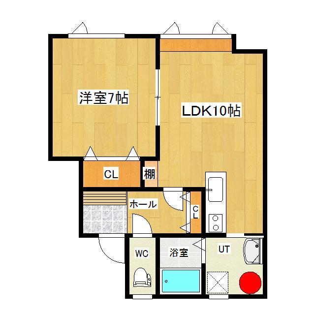 メイユール21 202号室