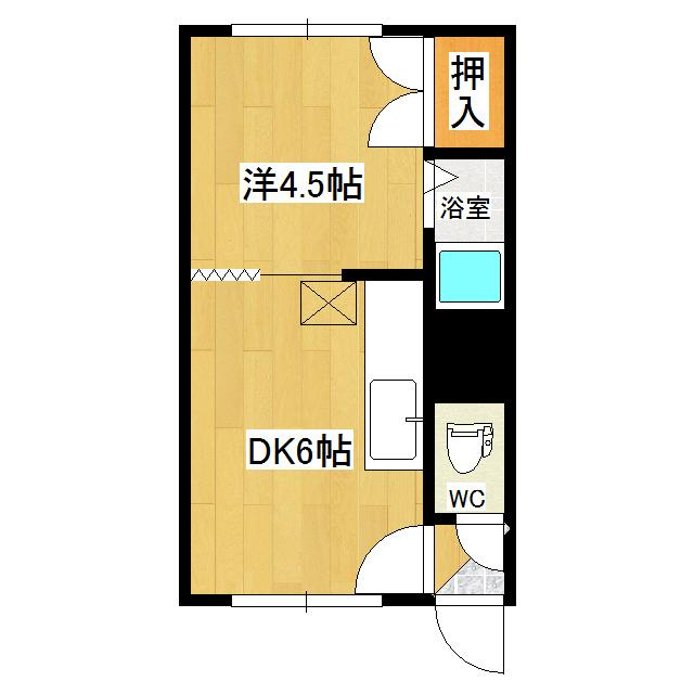 コーポ古都 103号室