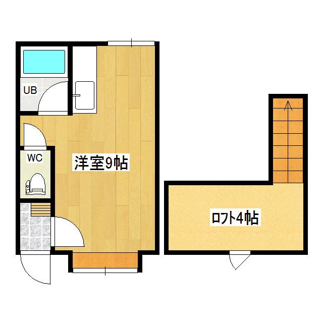 メゾンドマーサ 108号室
