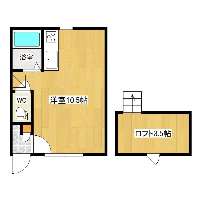 ヴィラ小西 207号室