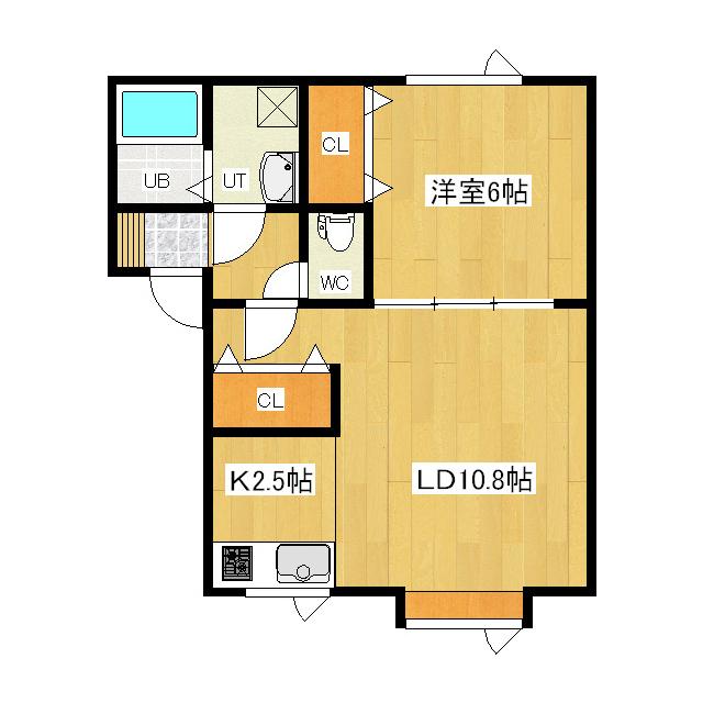 ナセール高栄 202号室