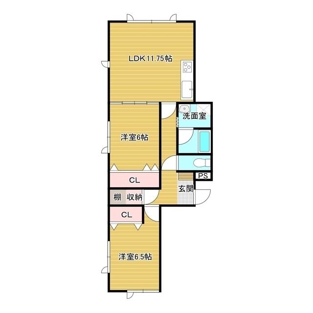 エスイーマンション 201号室